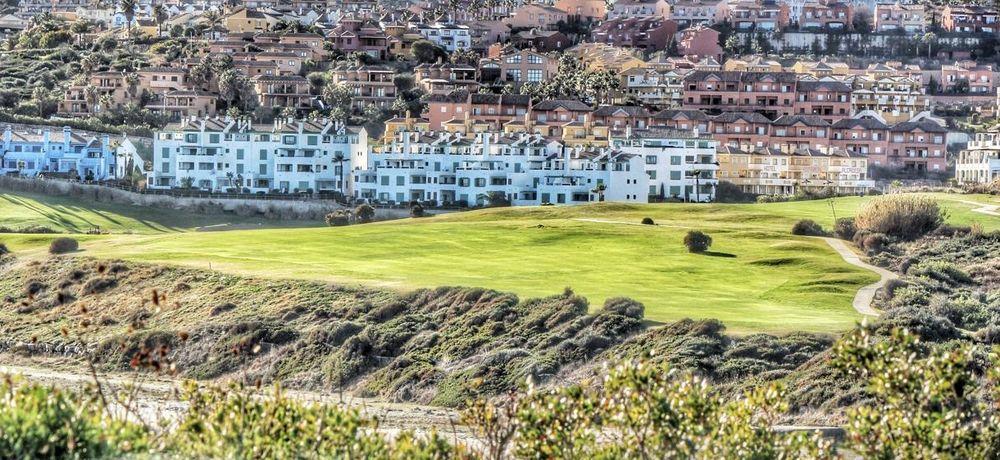 Alcaidesa Golf Course EyeEm Landscape Eyeem Landscapes EyeEm Landscape EyeEm Buildings View Landscape Landscape_Collection View Point Golfcourse Golf Golf ⛳ Canon EOS 600D DSLR Canon EOS 600D
