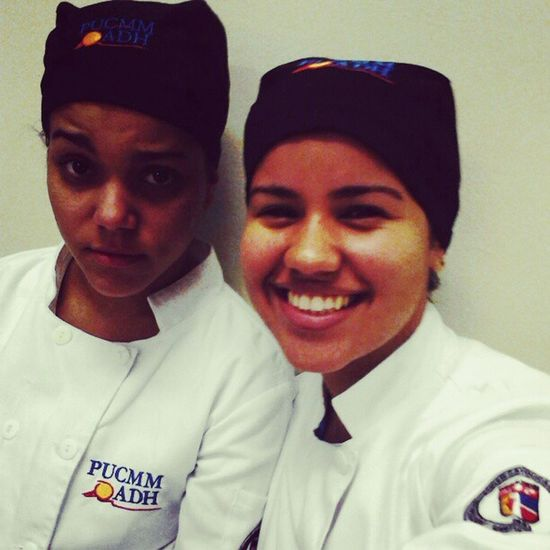 Good Morning :') Cocina fría, first class of the day Cookingclass Instamorning Instaphoto Instamoment Miloca Loveher
