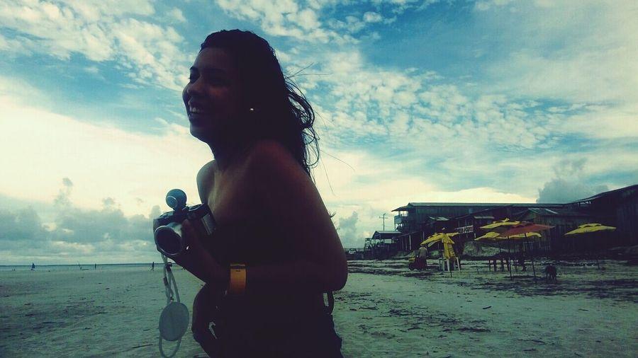 sorrir (: