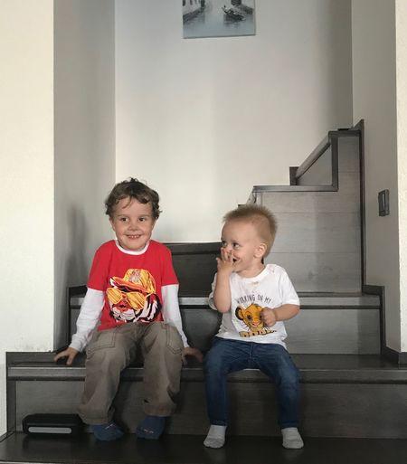 Boys Childhood