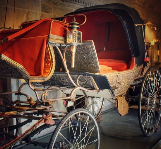 Vintage Carriage Vintage Carriage Royal Transportation Mode Of Transport Retro Styled No People Old-fashioned Stationary Antique Land Vehicle