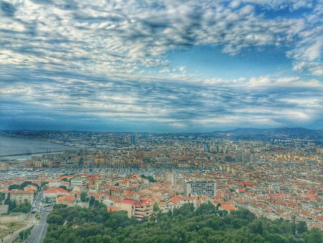Marseille City Cityscapes