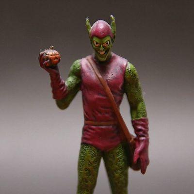 Marvel Goblin Greengoblin DC Comics Marvelcomics Gtcreate Canon 300mm