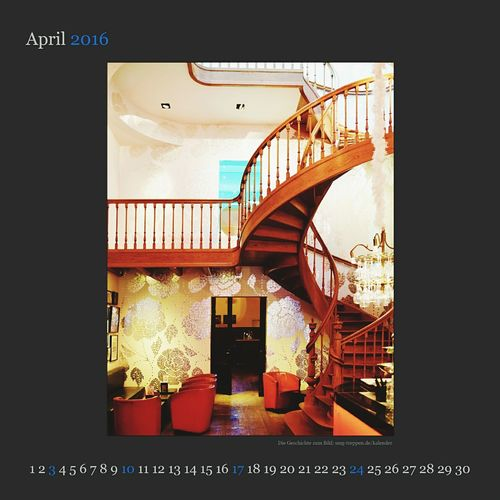April April ... eine neue Treppengeschichte und der Standort: www.smg-treppen.de/kalender Travel Architecture Steps And Staircases Stairs Stairs_collection From My Point Of View Popular Photos Creative Power Our Best Pics Taking Photos Photography