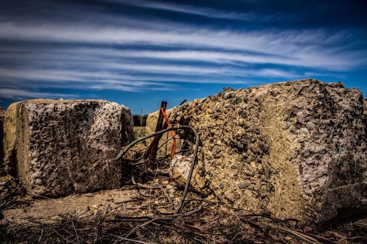 Showcase: January EyeEm Best Shots The Week On Eyem Rocks Concrete Pole Farm