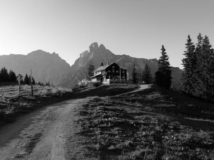 Mödlinger Hütte Steiermark Styria xseis Gesäuse austria