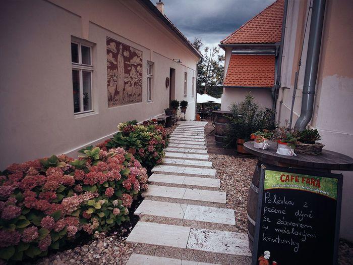Cafe Fara, Klentnice, Czech Republic Coffehouse Klentnice Vscocam VSCO