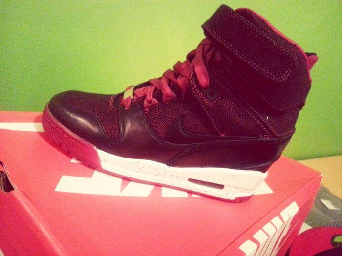 happy birthday to me! Nike Skyhi