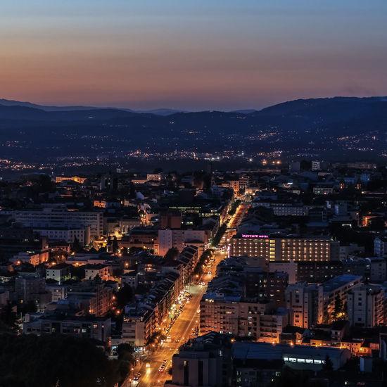 Cityscape Illuminated Night City City Life Sunset EyeEmNewHere Colors