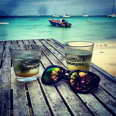 Rhum Holiday Holidays Gwadeloupe Sun Drinking Relaxing Beachphotography Beach
