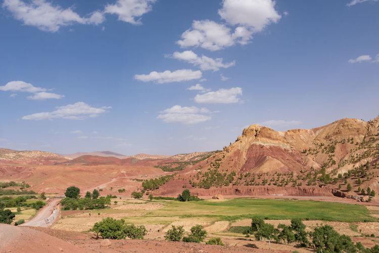 Atlas Desert