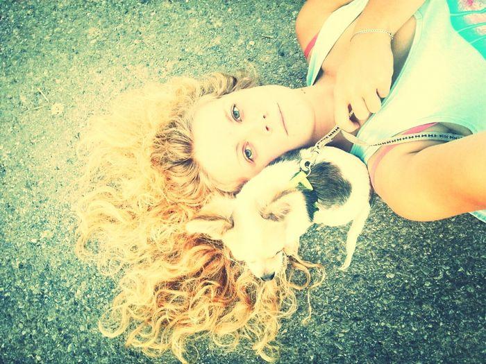 Chihuahua Puppy Love My Best Friend❤ i live you my little sunshine *_* der aller beste mann auf der welt ;)