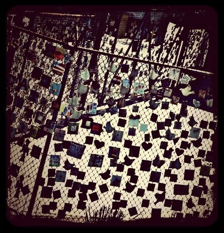 MY NYC... Aimer... Projection... Quelque Chose à Te Dire...