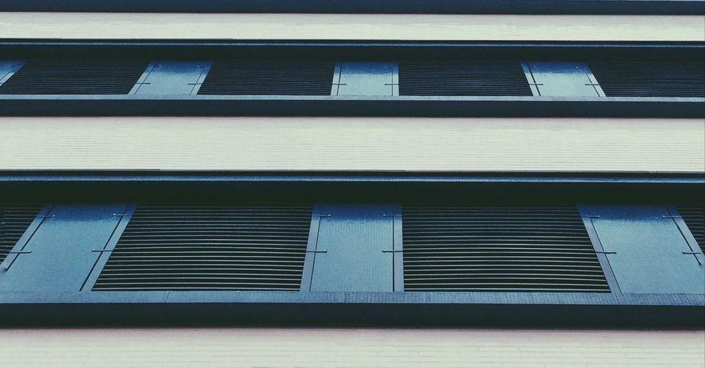 Close-up of windows