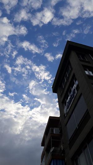 Cloud - Sky Sky Outdoors Hello World ✌ Bulut☁ Gökyüzü❄⛄🎑