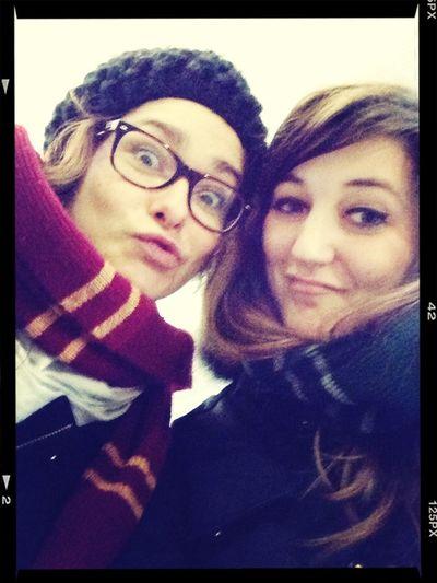 Gryffindor & Slytherin