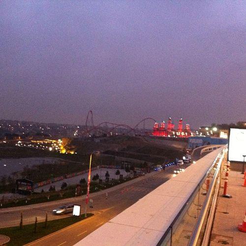 Istanbul Kagithane Avm Vialand  nature manzara turkiye