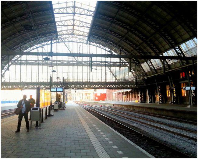 Amsterdam Railwaystation Centraal Station