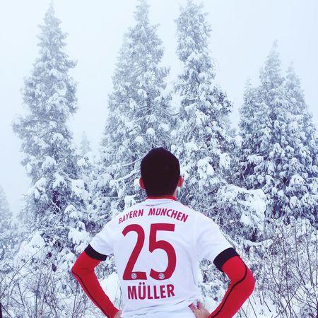 Fcbayern Miasanmia Fcbselfie Winterpause Skifahren Sehrkalt Esmuellert