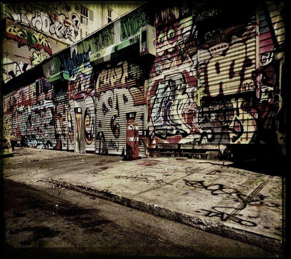 Relaxing Antalya Hi! Grafiti!