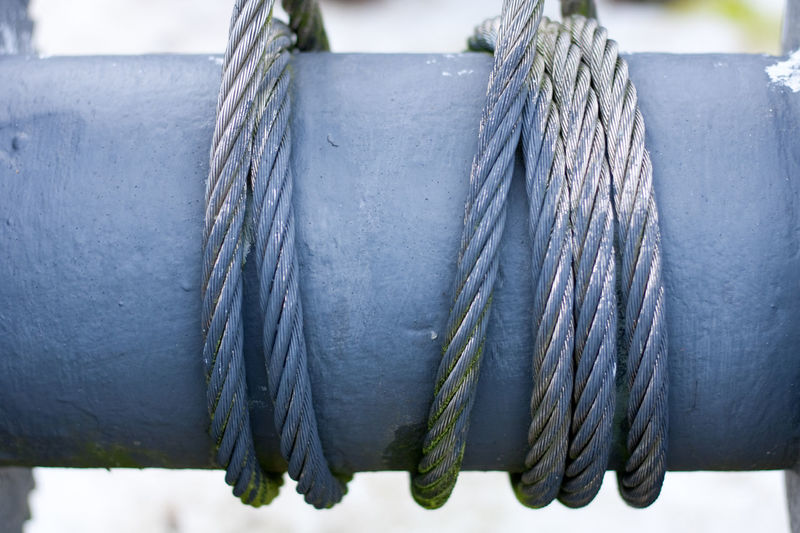 Rope Day No People Close-up Strength Focus On Foreground Metal Tied Up Hanging Outdoors Nature Connection Twisted Nautical Vessel Rolled Up Cable Metal Rope Steel Rope Wire Rope Rolled Up Backgrounds Steel Cable Moss Still Life