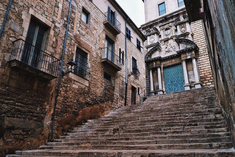Girona Walking