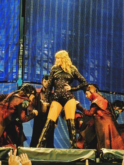Taylor Swift - Reputation Tour Manchester 2018 Taylor Swift Reputation Studio Tour Manchester UK First Eyeem Photo