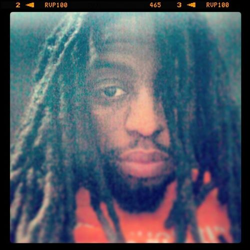 Fact: this picture makes it look like I have full facial hair when I don't. Dreadlocks Dreads Naturalhair Rastagang