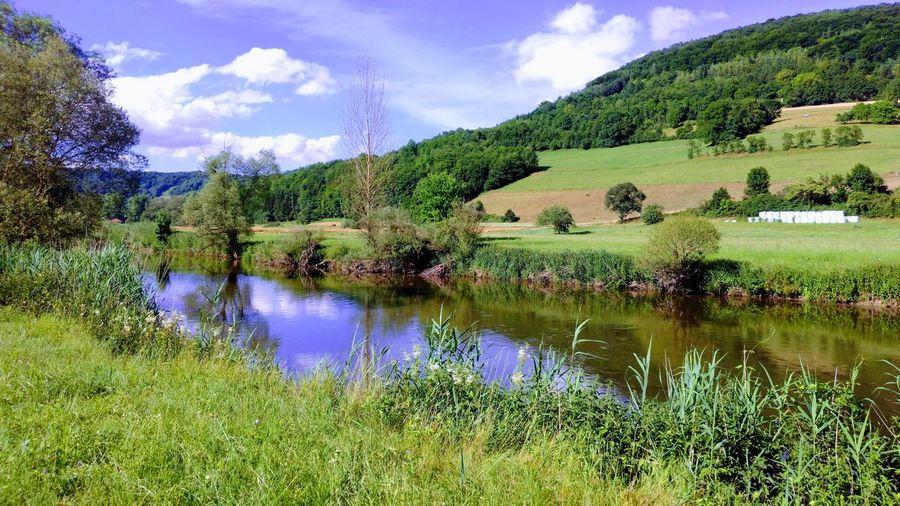 Kocher bei Kocherstetten My Point Of View Nature Nature_collection Nature Photography River Riverside River View Landscape Fluss Flussauen Flusslandschaft Flusslauf Flussufer Flüsse In Deutschland
