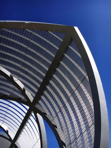 Madrid Modern Architecture Bridge