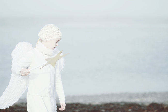 Always Be Cozy Angel Angel Wings Beach Christkind Christmas Angel Cold Temperature Engel Fashion Frozen Ice Its Cold Outside Landscape Little Girl Outdoors Portrait Scenics Sea And Sky Tranquility Weihnachtsengel White Album White Flower Wintertime Winterwonderland