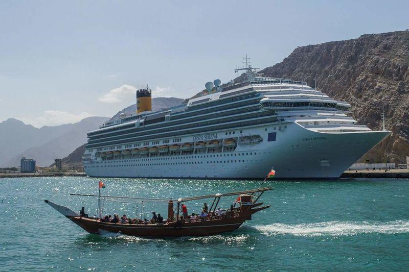 Costa Croisière Costa Cruise Oman
