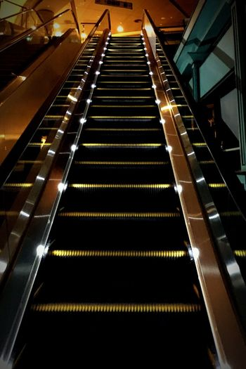 Escalators And