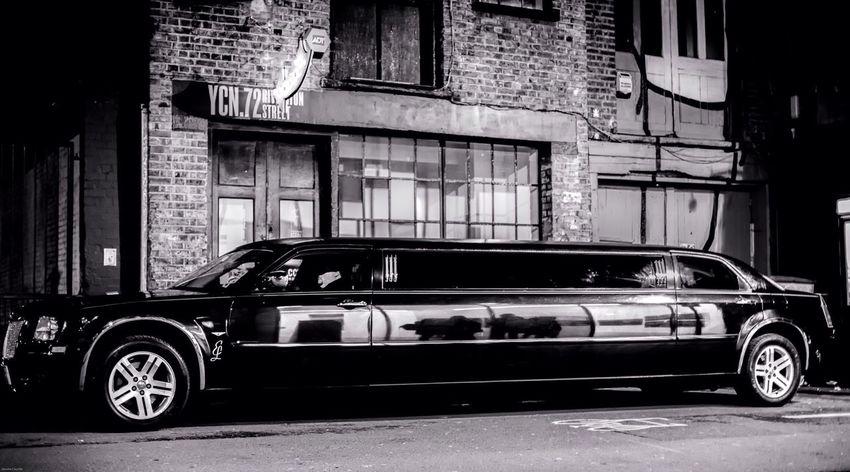 Finding The Next Vivian Maier Gangster Limousine Hoxton