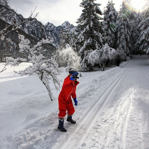Snow ball Girl Child Kid Warm Clothing Snowboarding Headwear Snow Full Length Cold Temperature Winter Ski Holiday Mountain Sport