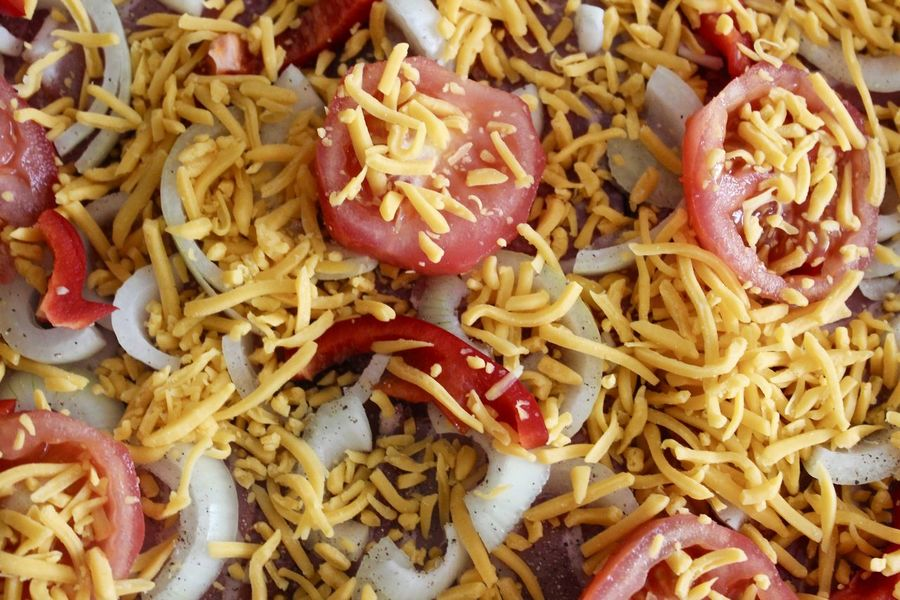 Cheese! Close-up Food Food And Drink Food Photography Foodporn Ingredient Large Group Of Objects Lunch Meal Picoftheday Ready-to-eat Tomato Maximum Closeness Visual Feast Visual Feast
