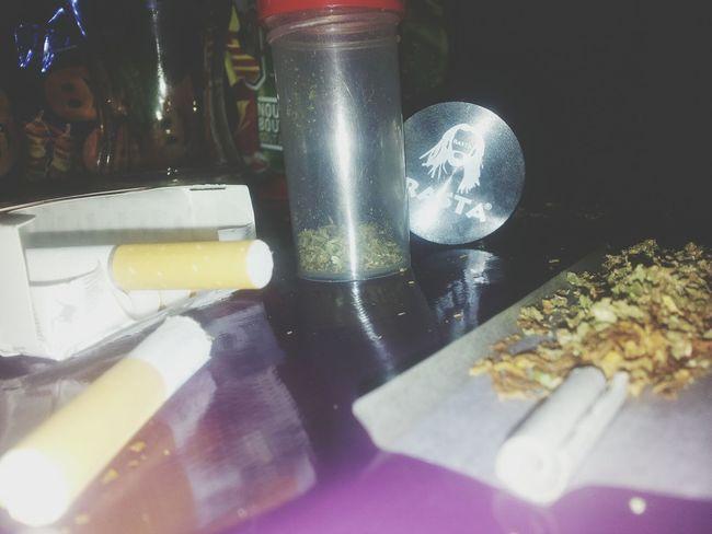 Weed Smoking Weed Relaxing
