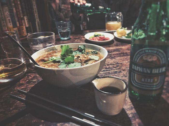 台湾の風が吹いてる。 Food Food And Drink Freshness Ready-to-eat Table Indoors  Bowl Healthy Eating Serving Size Drink Close-up Day First Eyeem Photo