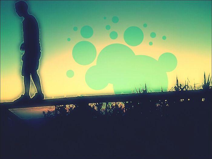 Parkour Love <3 Hello World Jump! Balance