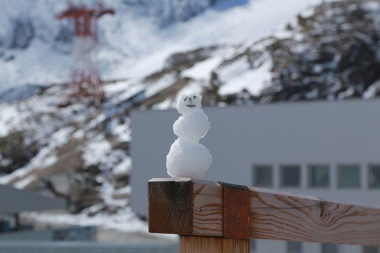 Schneemann Cute So Cute Snowman EyeEm Nature Lover EyeEm