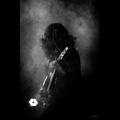 Dhaka Bangladesh Bangladeshi Concert Underground Guitar Metal Monochrome Nikon Nikkor