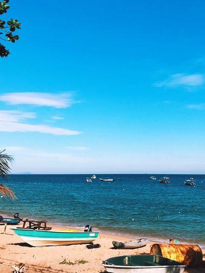 a view Sea