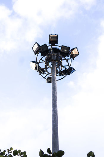 Technology Cloud - Sky Sky Low Angle View Outdoors Telecommunications Equipment Broadcasting Business Finance And Industry Electrical Equipment Nature Day Antenna - Aerial No People Home Video Camera Drone  Filming Copy Space