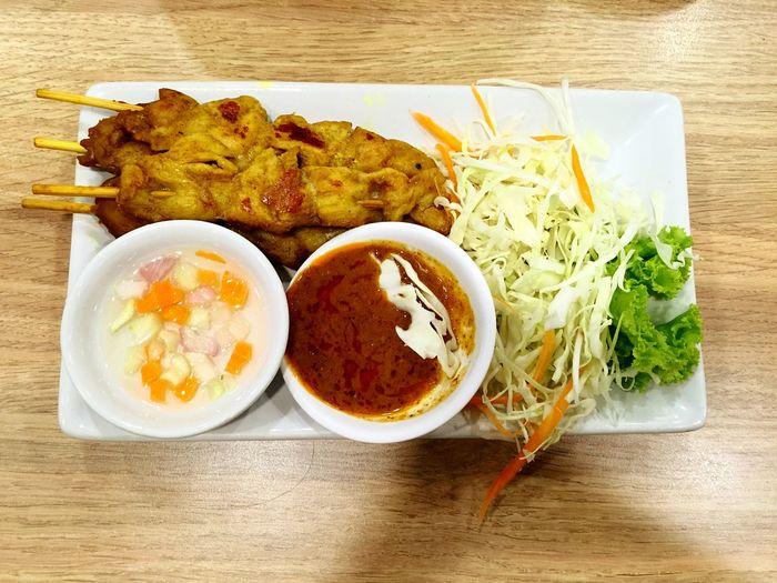 Satay Sataychicken Chicken Chickenonsticks Food Foodphotography