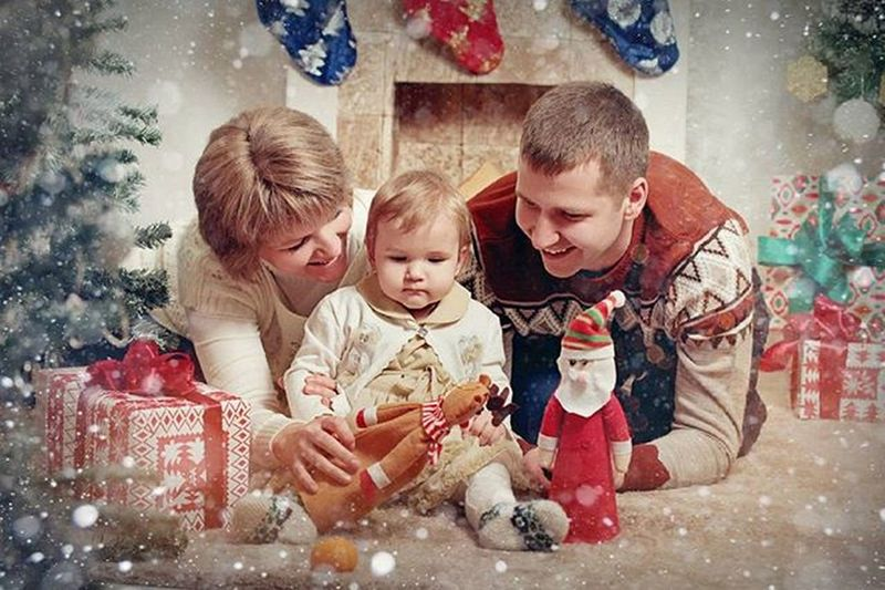 Photographerekaterinakiseleva Portrait Photosession Photography Photo Baby фотостудия фотографпитер фотографвалдай портрет семейнаяфотосессия новыйгод