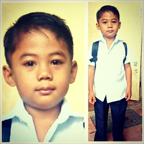 Throwback :>> Halfbody Wholebody Firstday School grade1