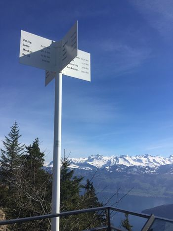 How far are you from me? Switzerland Rigi Mountain Rigikulm Rigi Swiss Mountains View Mountain Mountain View