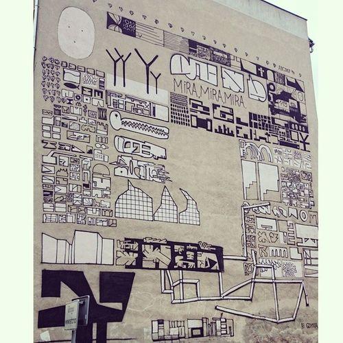 Brzydki bardzo chyba @trafficdesigngdynia. Murale Instamurale Igersgdansk