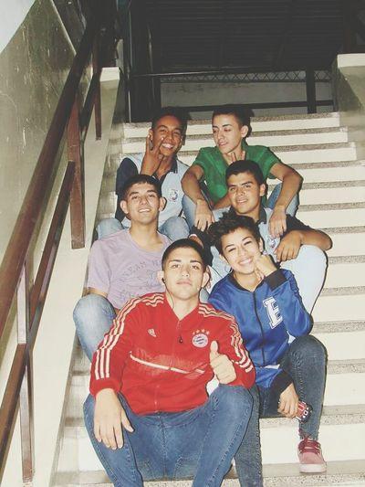 Con la banda♥