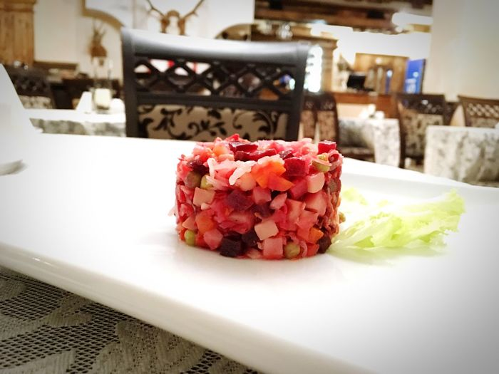 Vegetables 🥒 Salad 🥗 Carpathians Bukovel